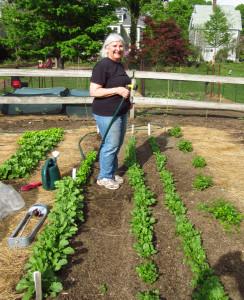 2015_5_12 1 Kathy watering