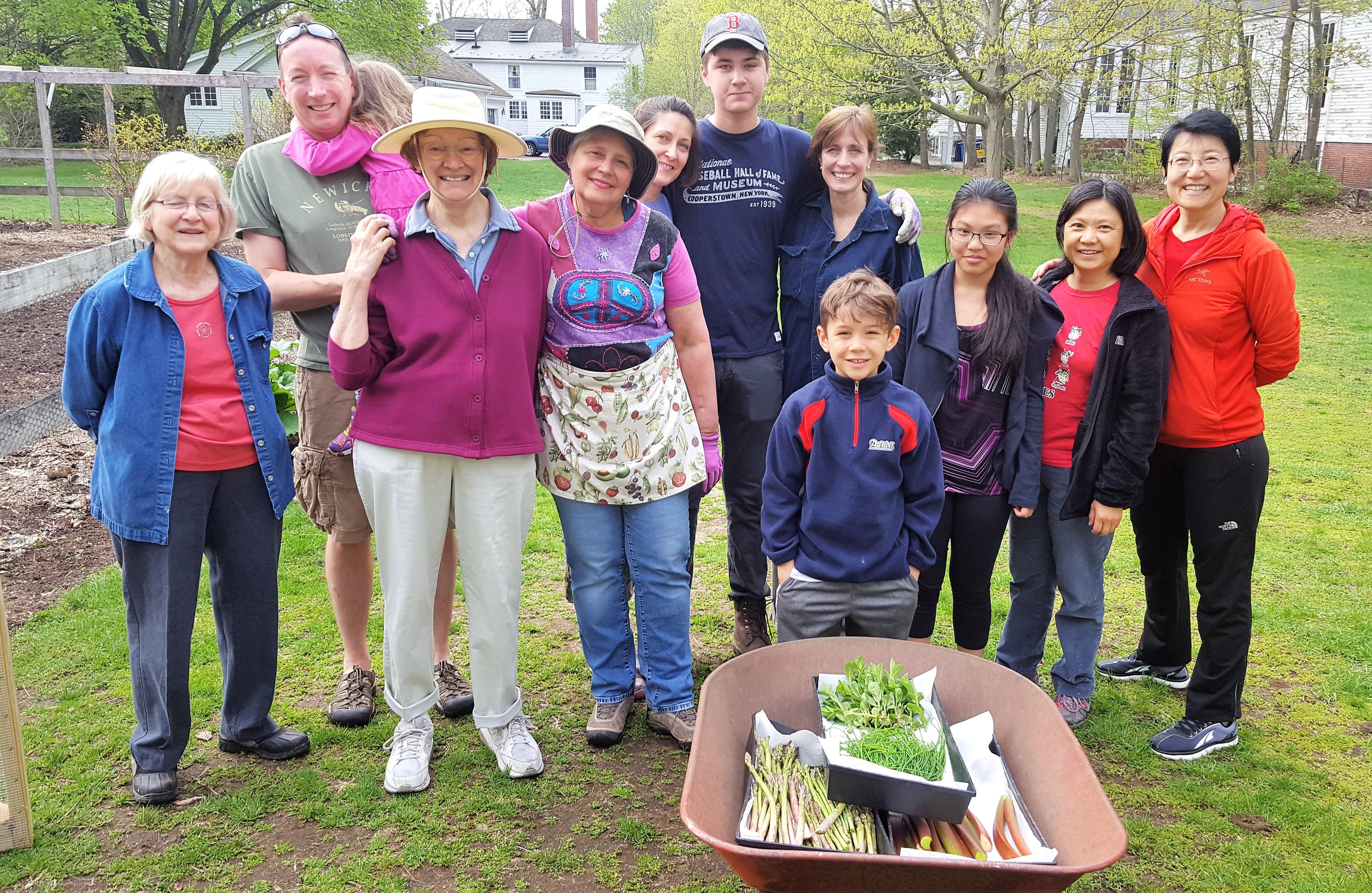 Lexington Interfaith Garden