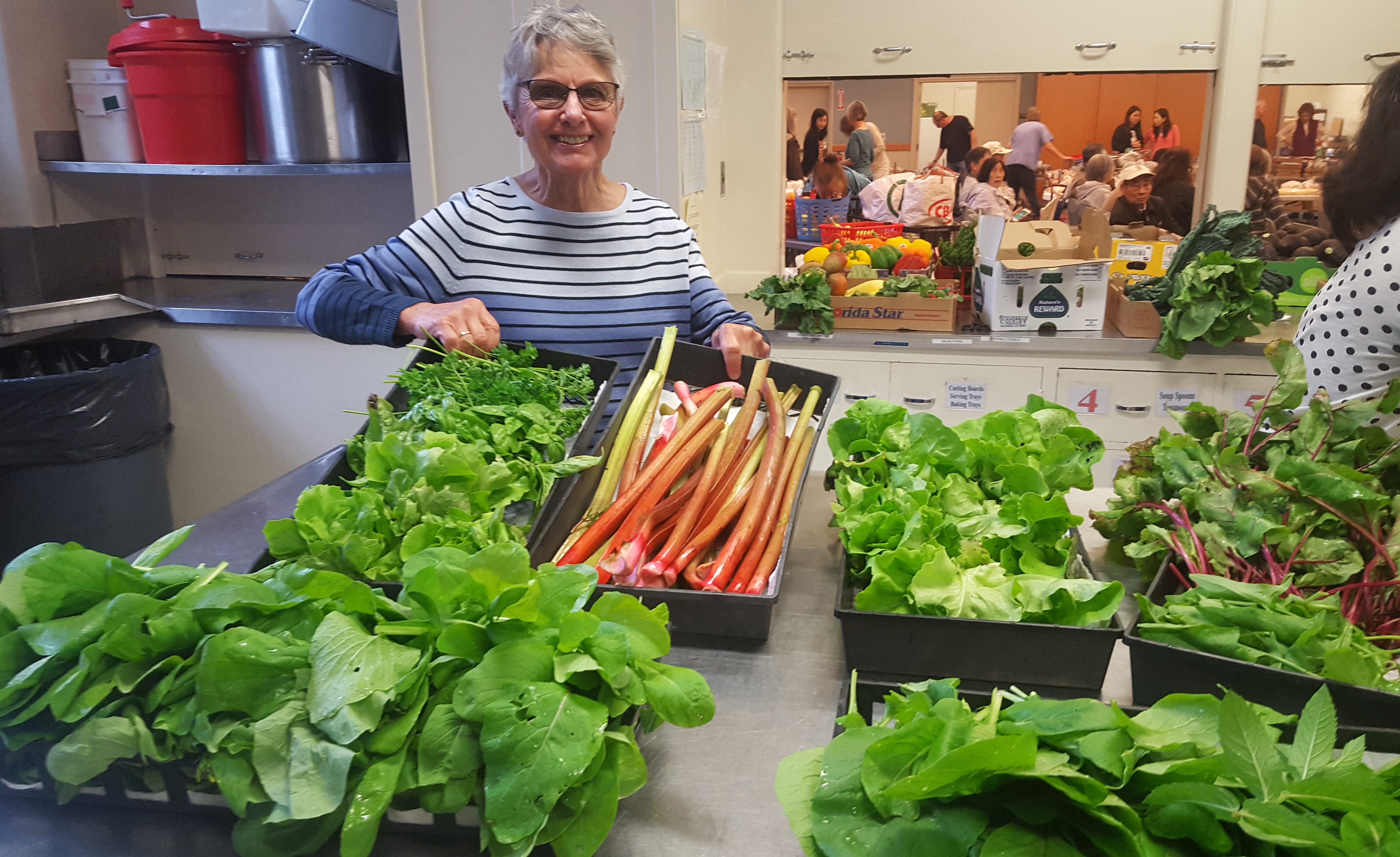 From Garden to Food Pantry: June 17, 2017 « Lexington Interfaith ...